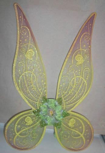 Light Up Disney Store Fairy Rosetta Fairy Wings Disney Fairies Light Up Wings