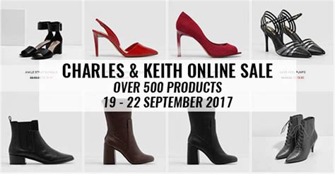Boomsale Charles Keith score up to 50 charles keith products with