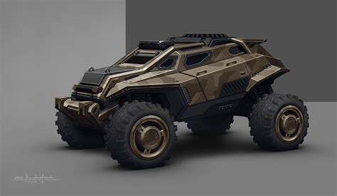 future military jeep concept cars and trucks concept military vehicles by
