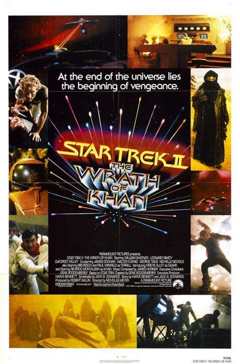 Star Trek Ii Wrath Khan 1982 Star Trek Ii The Wrath Of Khan 1982 Movie Trailer Movie List Com