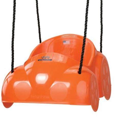 home depot swing seat swing n slide playsets racing roadster toddler swing tb