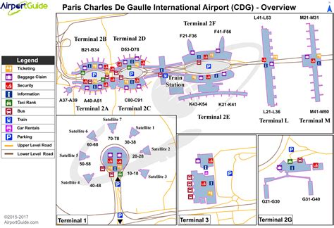 cdg map charles de gaulle international airport lfpg cdg