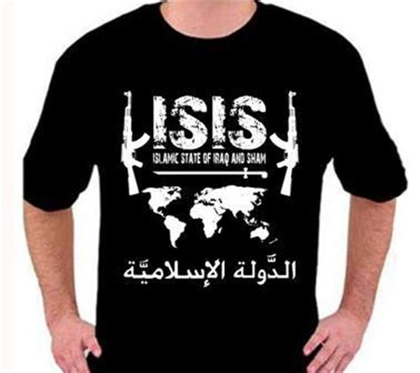 Sale Kaos Branded hoodies and t shirts for sale as islamist brand goes global