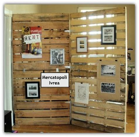 librerie ivrea riciclo creativo con i bancali usati pallet