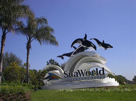 Seaworld Orlando A Theme Park In Orlando Florida Travel Featured