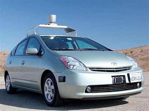 google toyota google pionera en el uso de coches sin conductor
