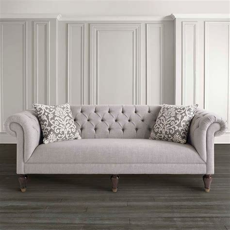 chesterfield sofa by bassett furniture contemporary