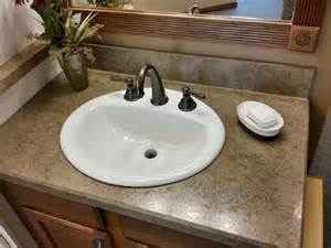 Custom Laminate Vanity Tops National Countertops
