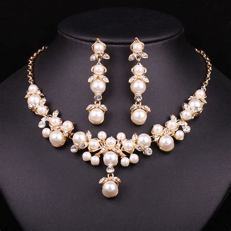 Best Metal For Jewelry Gold Nersels Designer Trendy Gold Jewelry by Aliexpress Buy Trendy Indian Jewelry Set Wedding