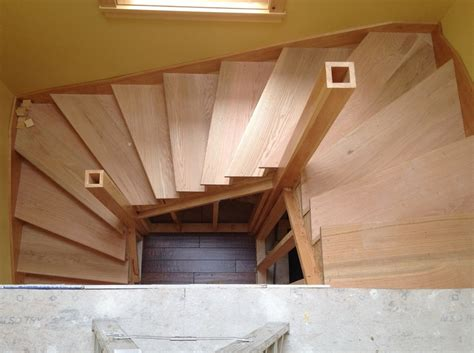 Winding Stair Winder Staircase Carpentry Picture Post Contractor Talk