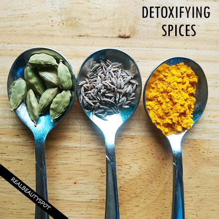 Idian Spice Powders For Detox Bosy by 7 Detoxifying Spices To Help Cleanse The Theindianspot