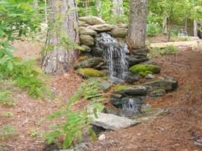 Garden Rock Features Diy Fountains Rock Fountains For Outdoor Garden Inspiration And Design Ideas For House Diy