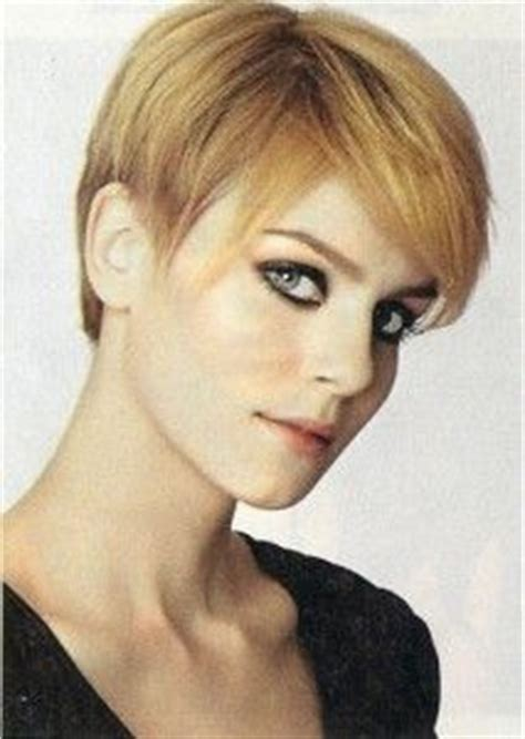 hairstyles cut around ears this pixie is cut short and tapered around the ears