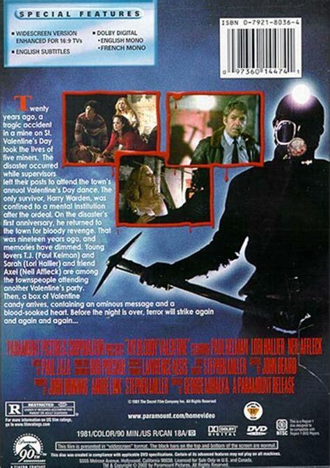 my bloody dvd my bloody dvd 1981 dvd empire