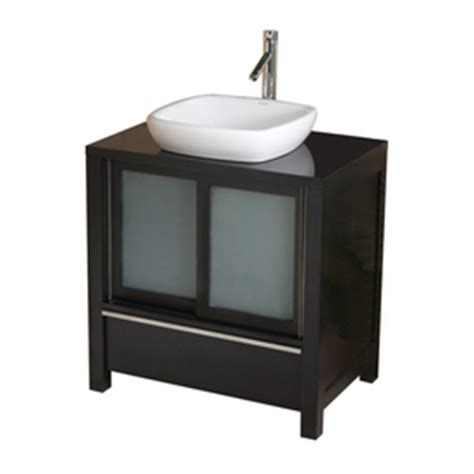 lowes bathroom sinks and cabinets lowes decolav espresso maple bath vanity combo with