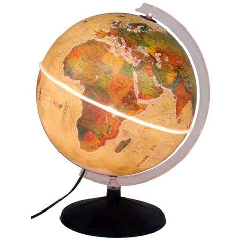 libreria globo globo terrestre libreria hist 243 il luz 30 cm