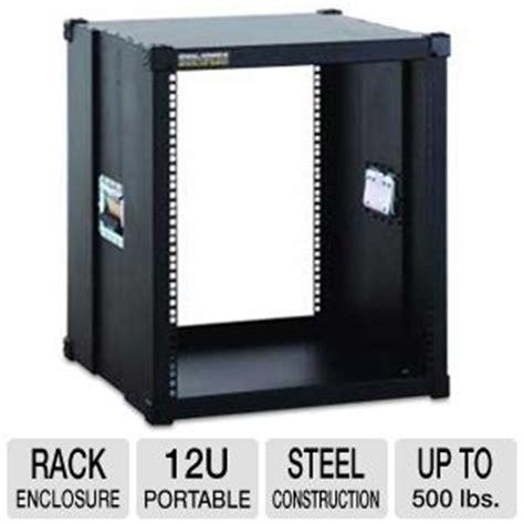 Rack 12u 12u Portable Rack At Tigerdirect