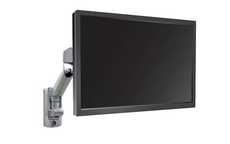 Monitor Wall edge wall monitor arms esi ergonomic solutions
