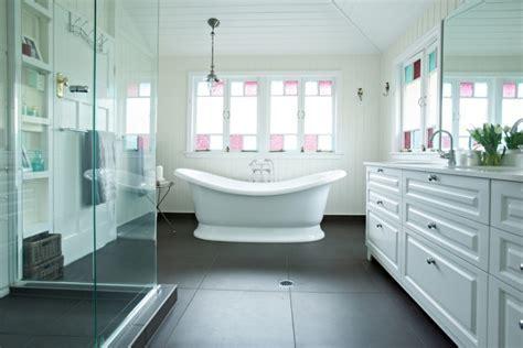 17  Concrete Bathroom Floor Designs, Ideas   Design Trends