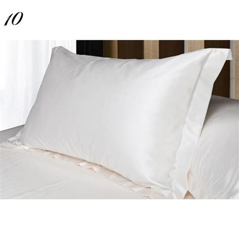 Discount Pillow Cases by Wholesale Emulation Satin Pillowcase Single Pillow Cover