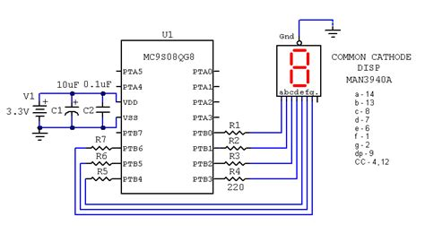 cathode resistor led design resistor on anode or cathode electrical engineering stack exchange