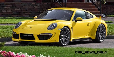 porsche stinger 2015 porsche 991 stinger by topcar now available for all 911