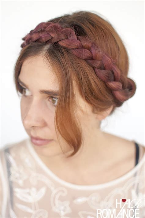 handouts on how to braid hair pics for gt milkmaid braid
