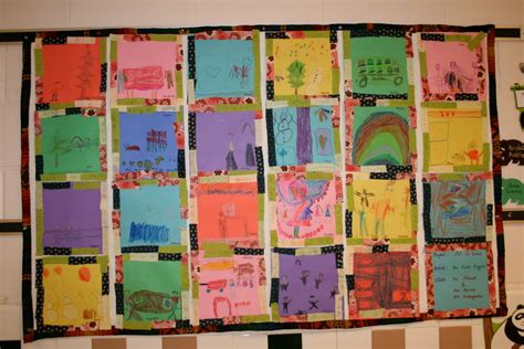 Paper Quilts by Pink And Green History Faith Ringgold Paper Quilts