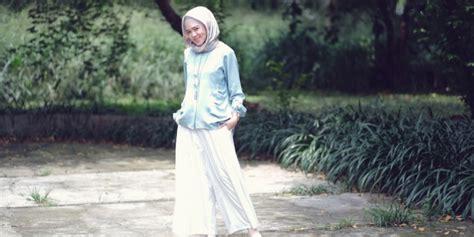Kulot By Mutia tetap modis dengan celana kulot ala hijabers co id