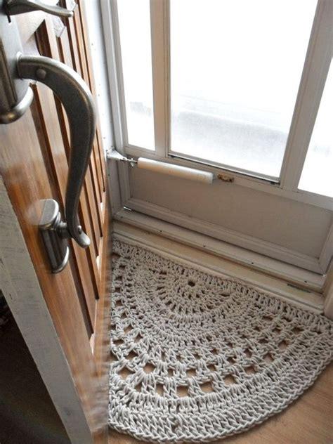 Crochet Doormat crochet door mat make with plarn poşey 2 bags inspiration and crochet