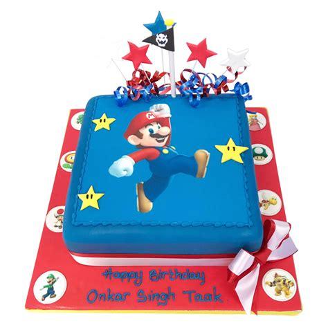 super mario birthday cake birthday cakes  cake store