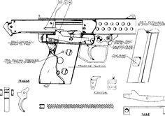 ak47 diagram   gun diagrams and parts   pinterest