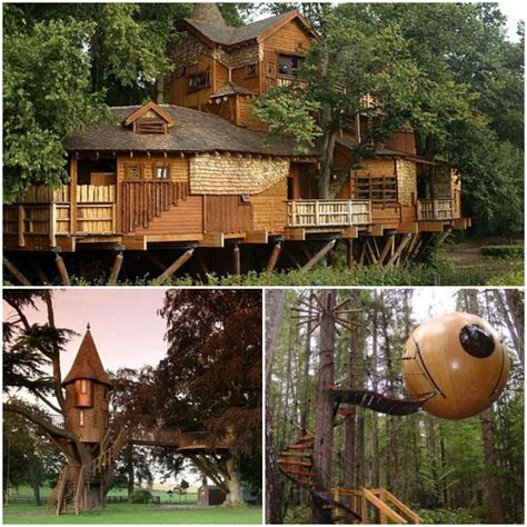 nice tree houses nice treehouses from around the world 1001 gardens