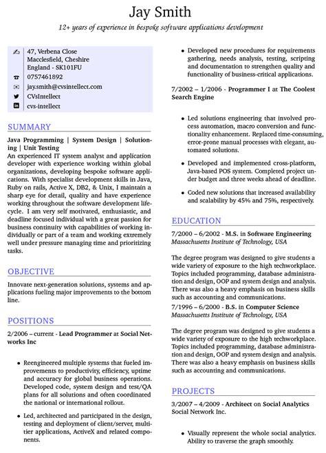 Creative Resume Maker