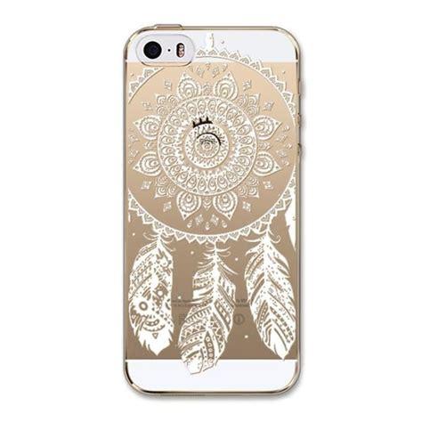 Gold Mandala Iphone Samsung Casing coque pour iphone 6 6s henna mandala motif floral