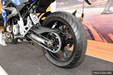 Bmw Motorrad Malaysia 2016 by 2016 Bmw Motorrad G310r Previewed In Malaysia Image 499588