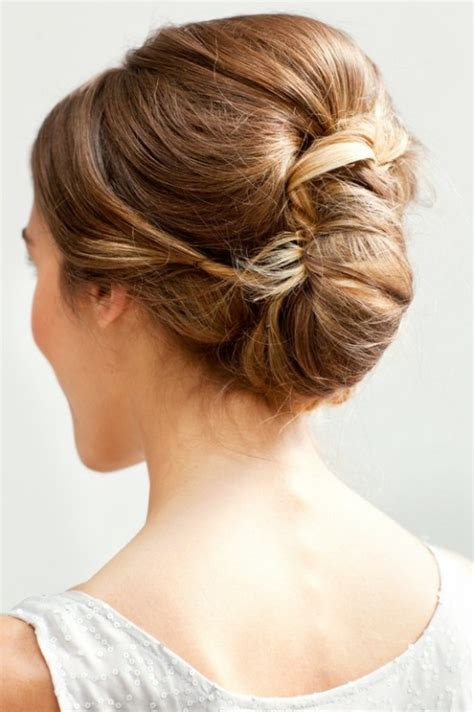twisted updo hairstyle rockin it pinterest long hair updos for weddings vintage wedding hair updos