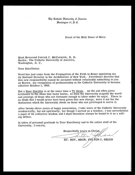 Resignation Letter Of Church Position Best Photos Of Letter Of Resignation From Church Position