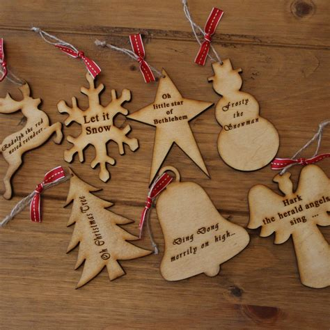 40 wooden christmas decorations all about christmas