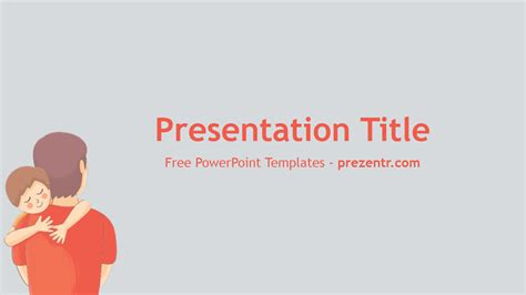 Powerpoint Day Card Template by Free S Day Powerpoint Template Prezentr