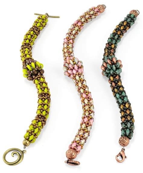 duo bead patterns 17 best images about twinn superduo on