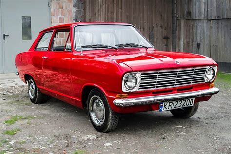 Opel Kadett B by Opel Kadett B 1972 15000 Pln Kasz 243 W Giełda Klasyk 243 W