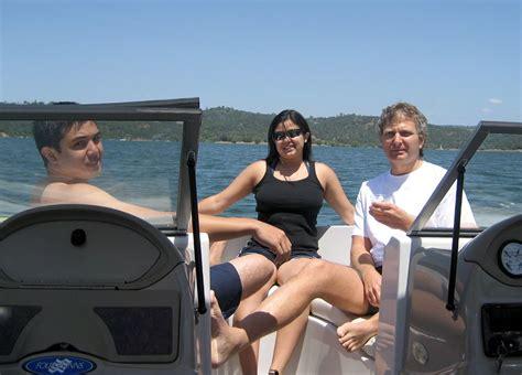 boat rental folsom lake fathers day folsom lake california june 21 2009