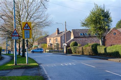 20mph zone introduced around primary school wilmslow co uk
