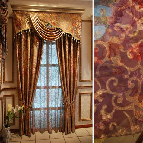 Luxurious Drapes Luxury Window Curtain Lisa Markey 120 60 Off