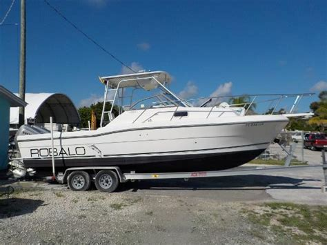 robalo boat with cabin robalo 2660 boats for sale boats