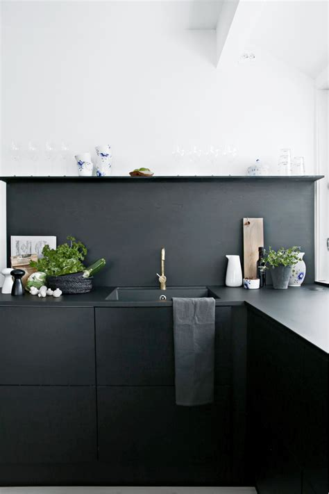 black kitchen one kitchen three looks stylizimo bloglovin