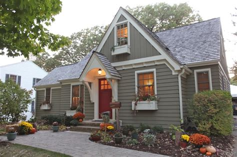 Exterior Home Colors For Small Homes Edina Remodel Exterior Traditional Exterior