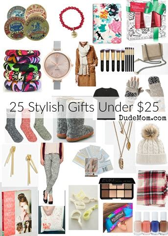 gifts under 25 gift ideas for her 25 gifts under 25 dude mom