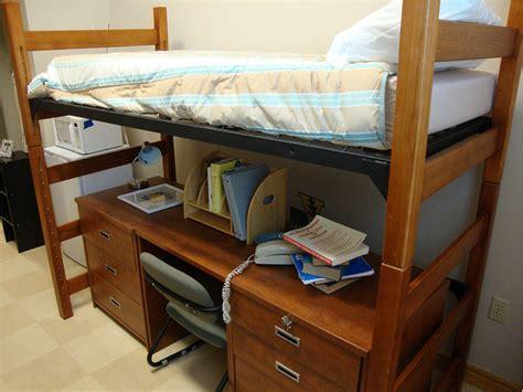 dorm room bed vanderbilt dorm room google search dorm ideas pinterest dorm dorm room and desks